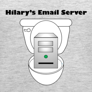 Hilary's Email Server - Women's Premium Tank Top