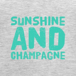 Sunshine - Women's Premium Tank Top