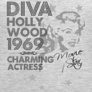 Hollywood actress - Women's Premium Tank Top