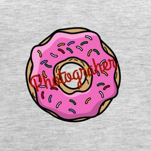 Donut Photgrapher - Women's Premium Tank Top
