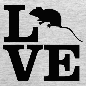 rat design - Women's Premium Tank Top