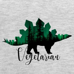 Vegetarian - Women's Premium Tank Top