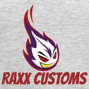 raxx customs logo - Women's Premium Tank Top