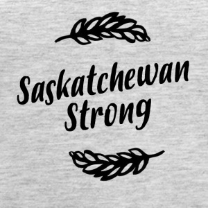 Saskatchewan Strong - Women's Premium Tank Top