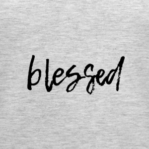 blessed - Women's Premium Tank Top