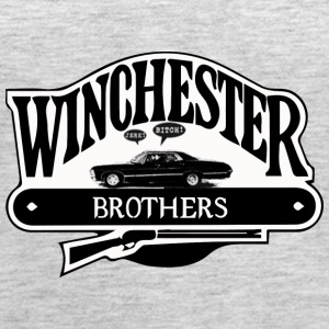 WINCHESTER - BROTHERS - Women's Premium Tank Top