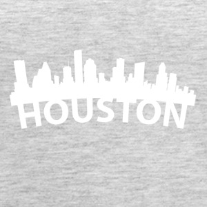 Arc Skyline Of Houston TX - Women's Premium Tank Top