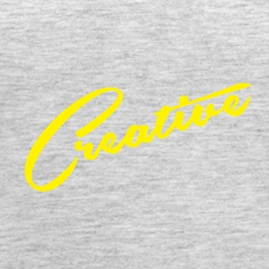 creativey - Women's Premium Tank Top