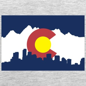 colorado_shirt - Women's Premium Tank Top
