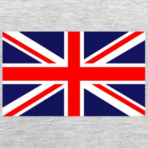 british flag - Women's Premium Tank Top