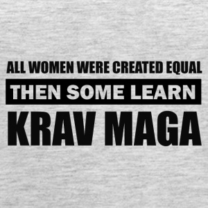 kravmaga design - Women's Premium Tank Top