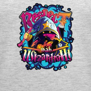 Respect mah wizardrah - Women's Premium Tank Top