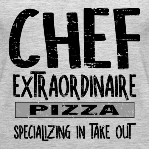 Chef Extraordinaire - Women's Premium Tank Top