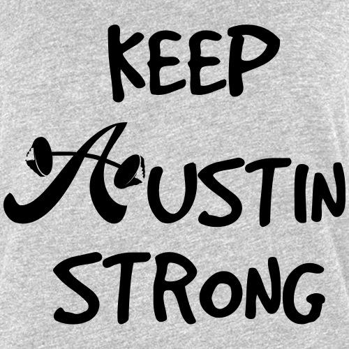 Keep Austin Strong - Women's Premium Tank Top
