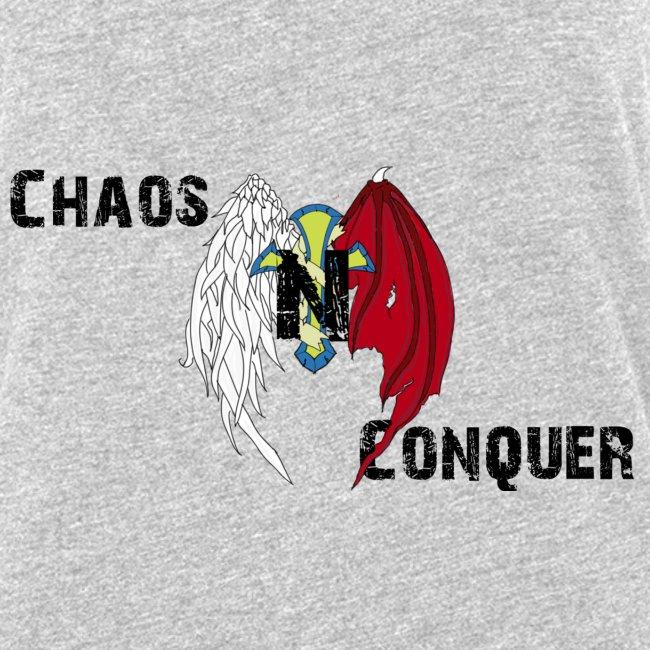 ChaosNConquer Design Logo