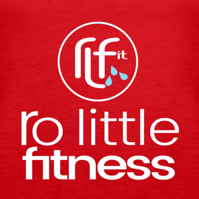 Ro Little Fitness - outline logo