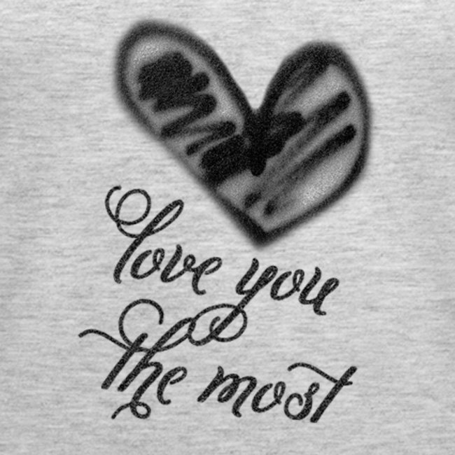love-the-most