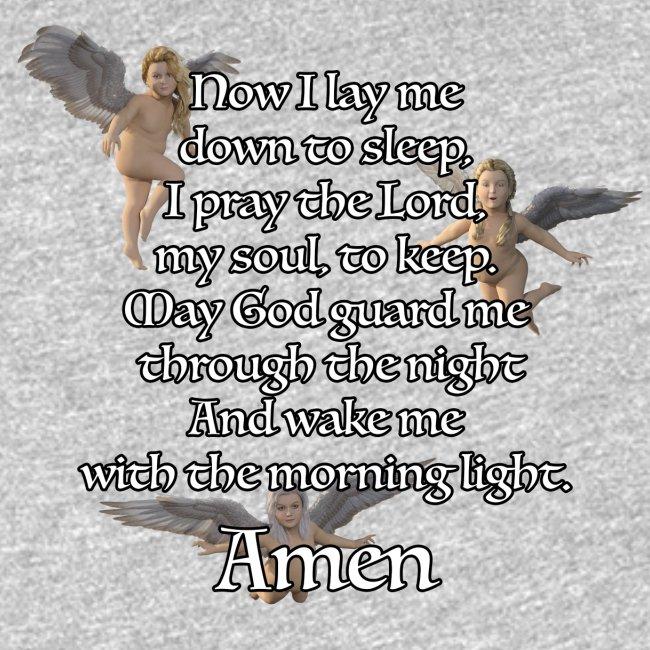 Bedtime prayer for Children