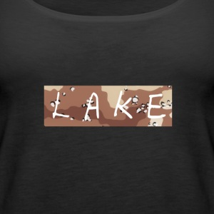 LAKE_LOGO2 - Women's Premium Tank Top