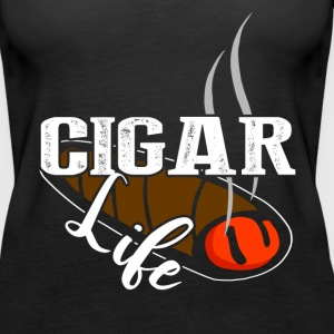 CIGAR LIFE T SHIRTS - Women's Premium Tank Top