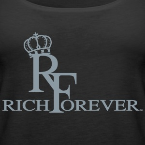 Rich forever 11 - Women's Premium Tank Top