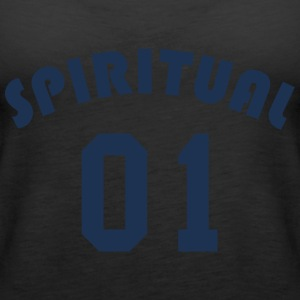 Spiritual One - Women's Premium Tank Top