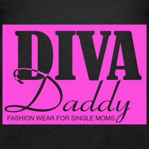 Diva Daddy™ FASHION WEAR FOR SINGLE MOMS - Women's Premium Tank Top