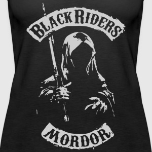 Black Riders Mordor - Women's Premium Tank Top