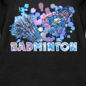 BADMINTON TEE SHIRT - Women's Premium Tank Top