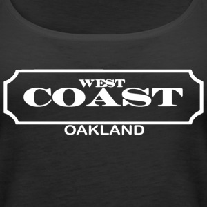 WEST COAST Oakland - Women's Premium Tank Top