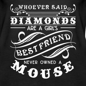 MOUSE TEE SHIRT - Women's Premium Tank Top