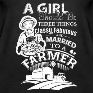 Farmer Shirt - Women's Premium Tank Top