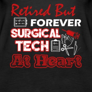 Retired Surgical Tech Tee Shirt - Women's Premium Tank Top