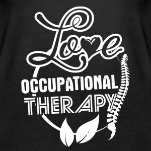 Love Occupational Therapy Shirt - Women's Premium Tank Top
