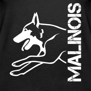Belgian Malinois Shirt - Women's Premium Tank Top