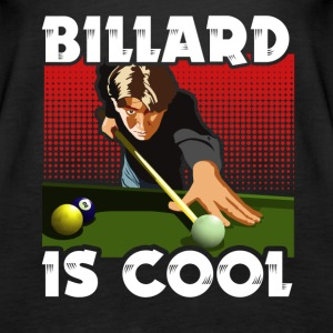 Billiards Is Cool Shirts - Women's Premium Tank Top