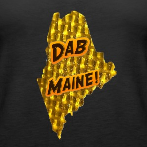 DAB MAINE! - Women's Premium Tank Top