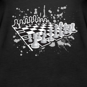 Chess Tee Shirt - Women's Premium Tank Top