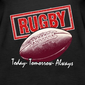 Rugby Sports Shirt - Women's Premium Tank Top