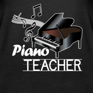 Piano Teacher Tee Shirts - Women's Premium Tank Top