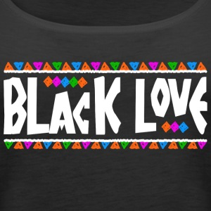 Black Love - Women's Premium Tank Top