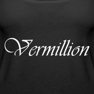 Vermillion T - Women's Premium Tank Top