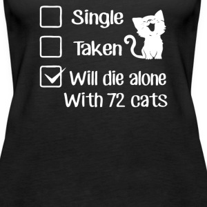 Cat Relationship - Women's Premium Tank Top
