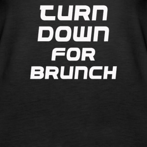 Down for brunch - Women's Premium Tank Top