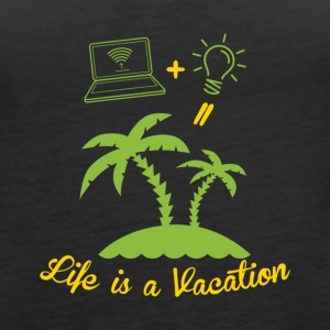 Vacation - Women's Premium Tank Top