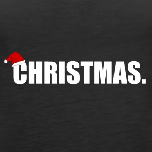 Christmas. - Women's Premium Tank Top