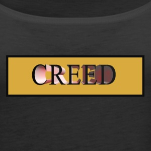 Creed - Gold Collection - Women's Premium Tank Top