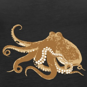 OCTOPUS - Women's Premium Tank Top