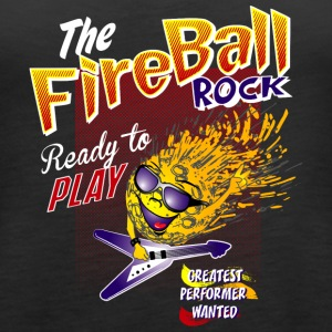 fireball - Women's Premium Tank Top