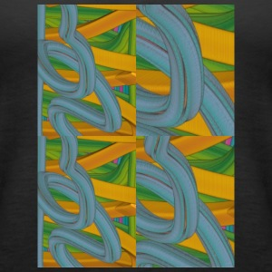 abstract - Women's Premium Tank Top